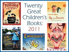 Centsational Girl » Blog Archive » Twenty Great New Children's Books