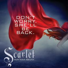 Quote from SCARLET by Marissa Meyer