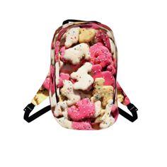#animal-pak by #chefjenkins, #citrusreport, #alloverprint, #pak, #backpack, #food,#snack, #animal, #yum, #3D, #candy, #sugar, #suga, #sprinkles, #@The Citrus Report