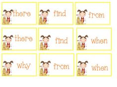 The Teacher's Treasure Chest: Sight Word Freebie