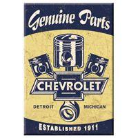 Chevy Pistons Magnet  http://www.retroplanet.com/PROD/37474