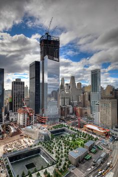 WTC Site © The Port Authority of New York and New Jersey