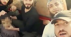 """A Syrian rebel group once deemed """"moderate"""" by the U.S. was captured on film beheading a child in Handarat, near Aleppo, in a gruesome video that circulated on social media on Tuesday."""