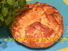 Kváskový mazanec Baked Potato, Food And Drink, Potatoes, Bread, Baking, Ethnic Recipes, Cooking, Potato, Brot