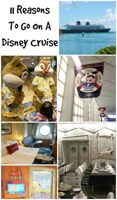 Reasons To Go On A Disney Cruise - a great list of what makes the Disney Cruise Lines great for all ages!