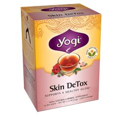 herbal tea for skin | Herbal Tea - Skin DeTox - 16 tea bags - Abe's Market