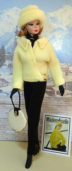 Silkstone BArbie 12-Mademoiselle