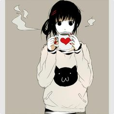 ... god i love coffee.........and cats