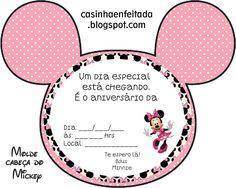 kit festa minnie rosa para imprimir grátis                                                                                                                                                                                 Mais