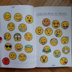 Llena esta página de círculos. Fill this page with circles