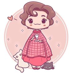 💕Umbridge!💕 Everyone's favourite character 😂(sarcasm)😂💕(except she genuinely is in AVPS)   I'm off home this evening so I closed the giveaway now (winner has been messaged) as I'm not sure if I'll find any WiFi before I go 😅 •  #umbridge #delores #deloresumbridge #cute #kawaii #chibi #harrypotterart #harrypotterfanart #harrypotter #hogwarts #defenceagainstthedarkarts #instaart #instadaily #instaartist #illustrationoftheday #illustration #digitalart #digitalpainting #doodle #art…