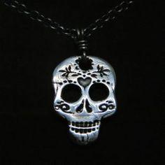 sugar-skull-silver