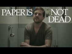 ▶ Paper Is Not Dead - Why Paper Will Never Be Dead - Hahaha