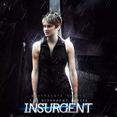 Insurgent | Tris Prior  on We Heart It