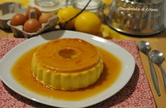 Ricetta Crème caramel