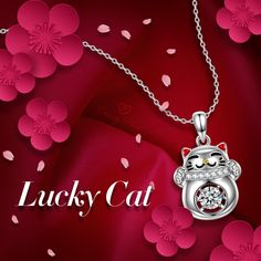 925 Sterling Silver Pussy Cat With Bow Charm 17 x 9mm UK 925 NEW