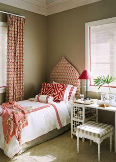Yatak odası dekorasyonu 14