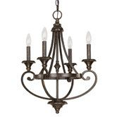 Found it at Wayfair - Maxwell 4 Light Candle Chandelier