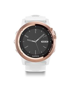 Men's Smartwatches - Garmin Fenix 3 Sapphire White RoseGold >>> Check this awesome product by going to the link at the image.