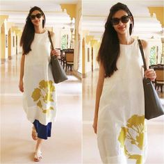 Diana Penty | Casual Summer chic