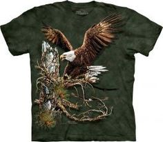 Find 12 Eagles Birds Of Prey Nature Shirt Tee Shirt Designs, Tee Design, New Details, Trendy Tops, Fleece Hoodie, Printed Tees, Classic T Shirts, Ready To Wear, Tee Shirts