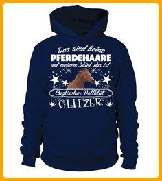 Englischer Vollblut Glitzer - Ostern shirts (*Partner-Link)