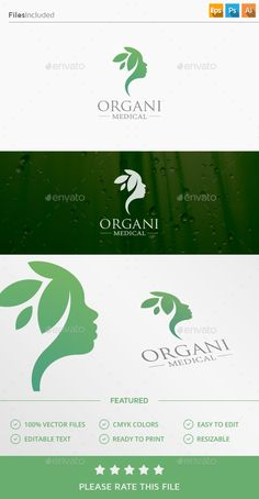 Spa Logo - Nature Logo Templates
