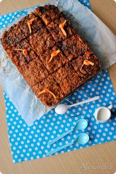 Κέικ καρότου  (Μαγειρεύοντας με την Αλεξάνδρα)