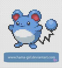 Image result for pixel art water pokemon