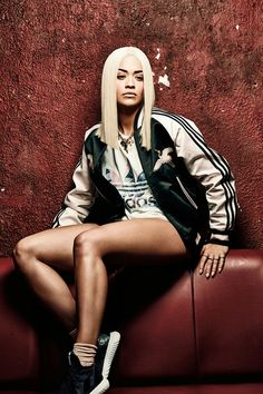 An American style bomber with traditional Japanese motifs. Taken from the Asian Arena collection for adidas Originals by Rita Ora. by adidasoriginals Fashion Mode, Girl Fashion, Street Fashion, Adidas Originals, Adidas Mode, Rita Ora Adidas, Style Couture, Adidas Outfit, Adidas Fashion