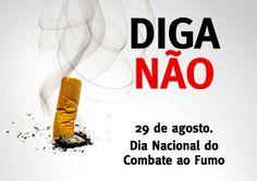 IRAM DE OLIVEIRA - opinião: Dia Nacional de Combate ao Fumo será celebrado em…