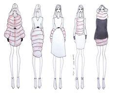 ISSA GRIMM: Concept Sketches #conceptdesign #conceptsketches fashion illustration