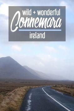 Wild and Wonderful Connemara, Ireland | CosmosMariners.com