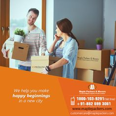 Maple Packers and Movers : Maple Packers And Movers Services in Hyderabad