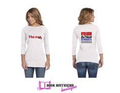The Driven Trilogy shirt by https://www.facebook.com/bookboyfriendboutique