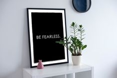 A lovely printable quote that will quickly add a touch of motivation to any room in your home. It's a great gift for a recent grad, new homeowner, or someone going through tough times. Condo Decorating, Home Printers, New Homeowner, Motivational Posters, Tough Times, Printable Quotes, Poster Wall, Digital Prints, Great Gifts