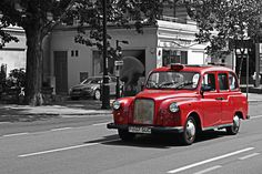 #streetpics: london red cab