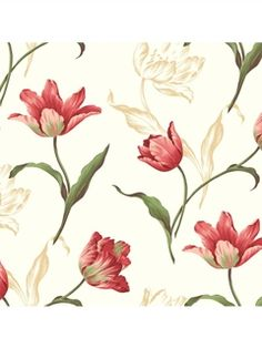 YV8901 - Wallpaper | Inspired By Color - Red | AmericanBlinds.com