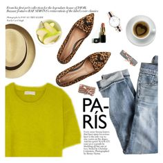 """Paris"" by punnky ❤ liked on Polyvore featuring MICHAEL Michael Kors, J.Crew, Monza and Daphne"