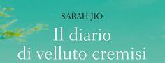 Recensione di Il diario di velluto cremisi di Sarah Jio Edito Tea