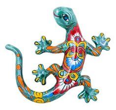 Talavera Lizard