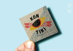 "Check out my @Behance project: ""Kon Tiki/ Brand Identity"" https://www.behance.net/gallery/55856821/Kon-Tiki-Brand-Identity"
