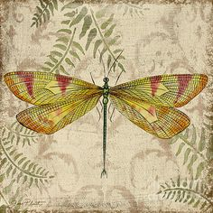 I uploaded new artwork to plout-gallery.artistwebsites.com! - 'Dragonfly Daydreams-A' - http://plout-gallery.artistwebsites.com/featured/dragonfly-daydreams-a-jean-plout.html via @fineartamerica
