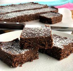 Chocolate Weetbix Slice - Just a Mum