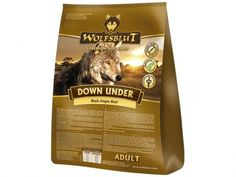 #Wolfsblut Down Under Adult #Hundefutter mit Black Angus