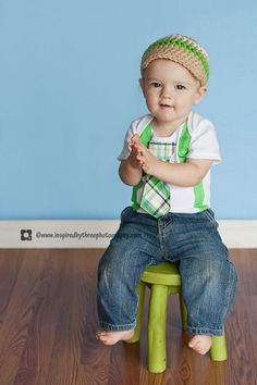 $19 Green Plaid Boy Tie Onesie or Shirt with Suspenders - or PICK YOUR OWN