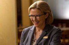 """""""Danny Collins"""" movie still, 2015.  Annette Bening as Mary Sinclair."""