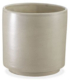Shore Cylinder Planters - Vases & Decorative - Accessories - Room & Board