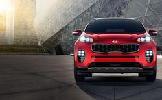 The #2017KiaSportage is one sleek and smart ride that fuels your every desire, whether it's for a fun drive around town or a cross-country road trip. True to the #Kia brand name, this compact SUV is a topnotcher when it comes to features, performance, and safety.
