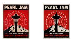 Latest Tweets / Twitter Rock Posters, Seattle Washington, Pearl Jam, Pearls, Twitter, Beads, Gemstones, Pearl